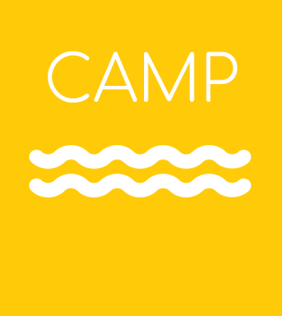 camp tile menu