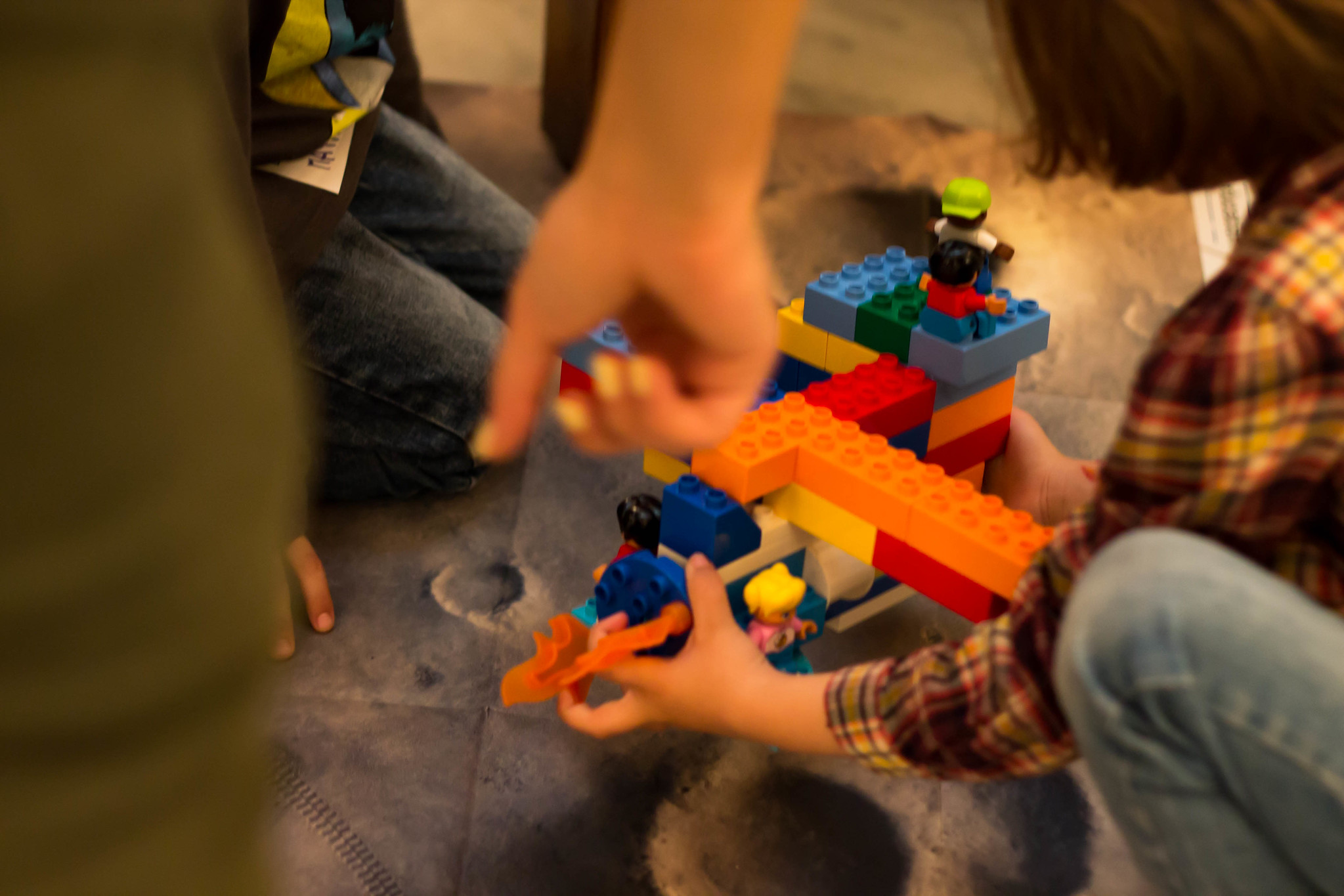 FLL JR Discovery για ομάδες ηλικίας 4-6 ετών